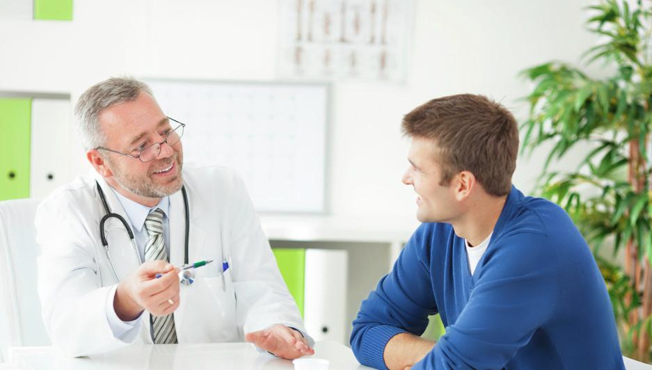 получить консультацию в клинике урологии