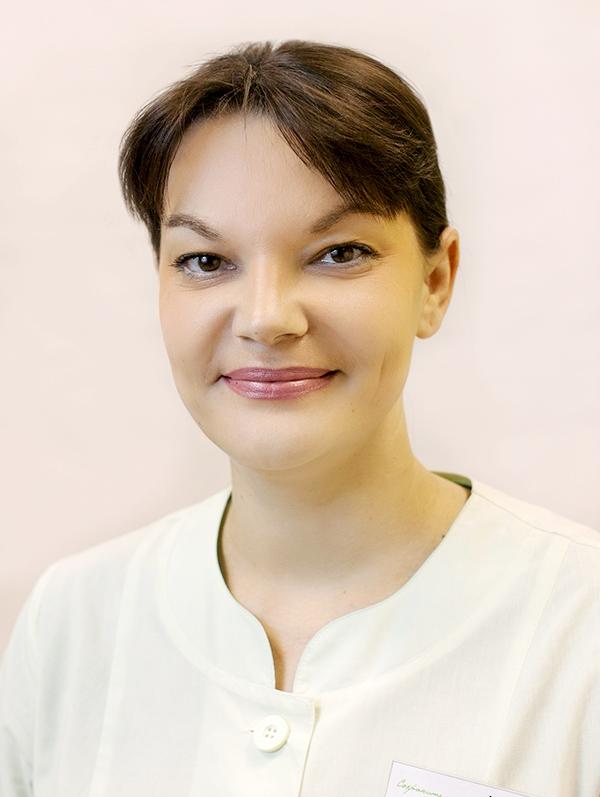Разина Елена Евгеньевна